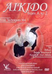 DVD Aikido from A to Z Basic Techniques Vol. 1