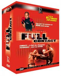 Full Contact DVD-paketti