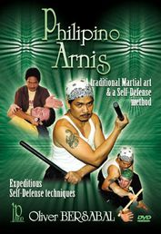 Philipino Arnis - A Traditional Martial Art & Self-Defense Method DVD