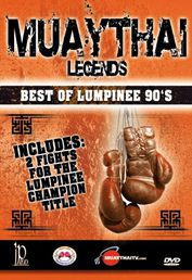 Muay Thai Legends - Best of Lumpinee 90's DVD