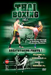 Thai Boxing - Breathtaking Fights Vol. 2 DVD