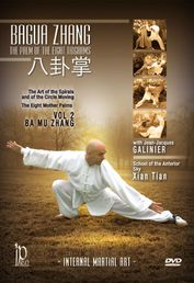 Bagua Zhang - The Palm of The Eight Trigrams Vol. 2 DVD