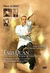 The Ancient Form of Yang Style Vol. 1 - Taiji-Quan: The Earth DVD