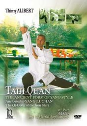 The Ancient Form of Yang Style Vol. 2 - Taiji-Quan: Man DVD