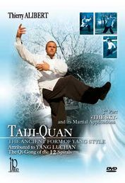 The Ancient Form of Yang Style Vol. 3 - Taiji-Quan: The Sky DVD