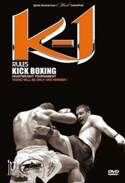 K-1 Rules Kick Boxing 2004 DVD
