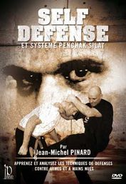 Self Defense & Penchak Silat System DVD