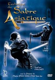 Techniques of The Asian Sabre DVD