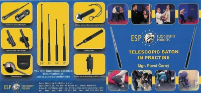 Telescopic Baton In Practise DVD