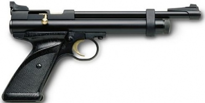 Ilmapistooli Crosman 2240 5,5mm (0.22cal) Co2-toiminen