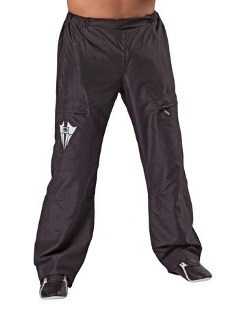 Miesten vapaa-ajan housut, musta, koot: S-XL