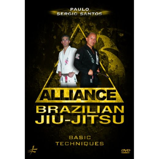 DVD Alliance Brazilian Jiu-Jitsu: Basic Techniques