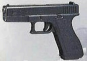 Marui Hop Up pistooli Glock 17,jousitoiminen