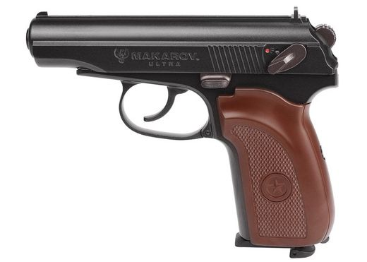 Ilmapistooli Makarov ULTRA Legends 4,5mm BB co2-toiminen