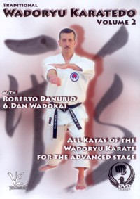 Traditional Wadoryu Karate-Do Vol. 2 All Katas of The Wadoryu Karate for The Advanced Stage DVD