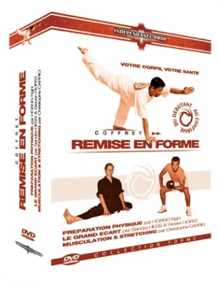 Back in Shape DVD-paketti