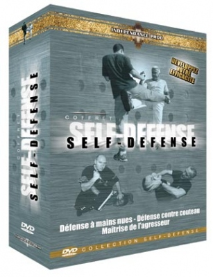 Self-Defense Vol. 1 DVD-paketti
