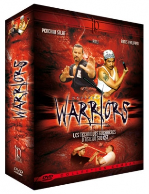 Warriors DVD-paketti