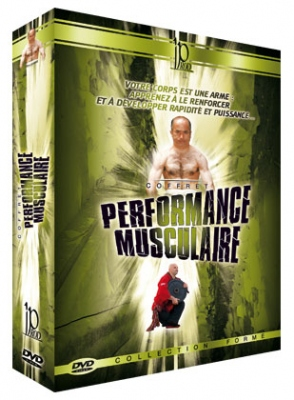 Muscle Performance DVD-paketti
