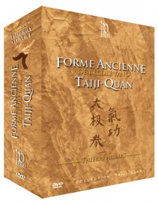 Taiji-Quan: The Ancient Form of Yang Style DVD-paketti