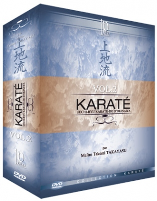 Karate Vol. 2 DVD-paketti
