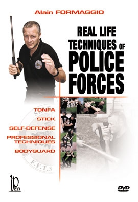 Real Life Techniques of Police Forces DVD
