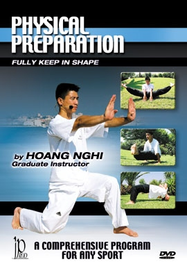 Physical Preparation DVD