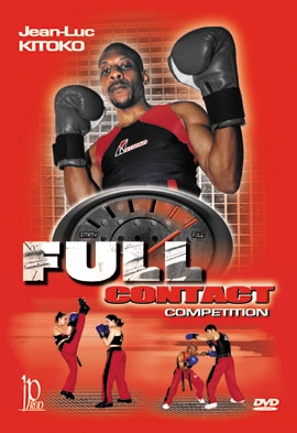 Full Contact Competition DVD