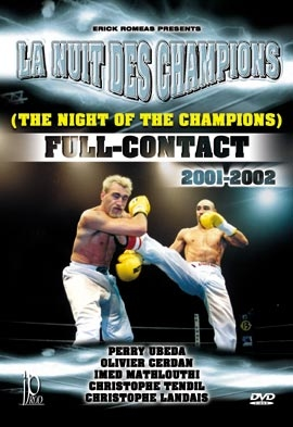 Full Contact: The Night of The Champions 2001-2002 DVD