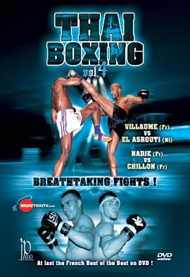 Thai Boxing - Breathtaking Fights Vol. 4 DVD