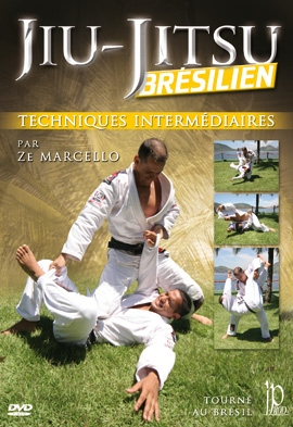Brazilian Jiu-Jitsu: Intermediate Techniques DVD