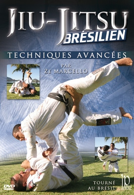 Brazilian Jiu-Jitsu: Advanced Techniques DVD