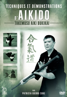 Aikido: Techniques & Demonstrations DVD (Tarjous)
