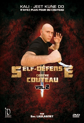 Self Defense Against Knives Vol. 2 DVD