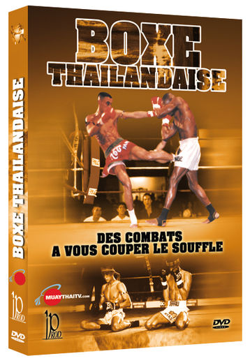 Thai Boxing - Breathtaking Fights Vol. 1 DVD