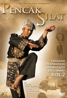 Pencak Silat - Lankas - Breathe - Fight Techniques Vol. 2 DVD