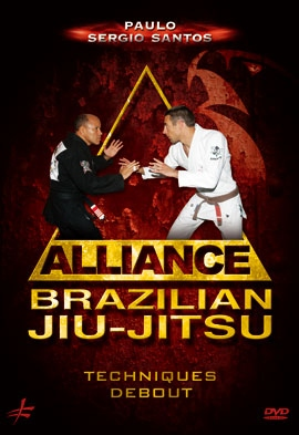 Brazilian Jiu-Jitsu Alliance - Standing Techniques DVD
